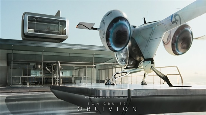 Oblivion 2013 Movie HD Desktop Wallpaper 13 Views:5395