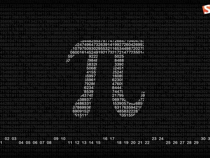 Pi Day-March 2013 calendar desktop themes wallpaper Views:3946