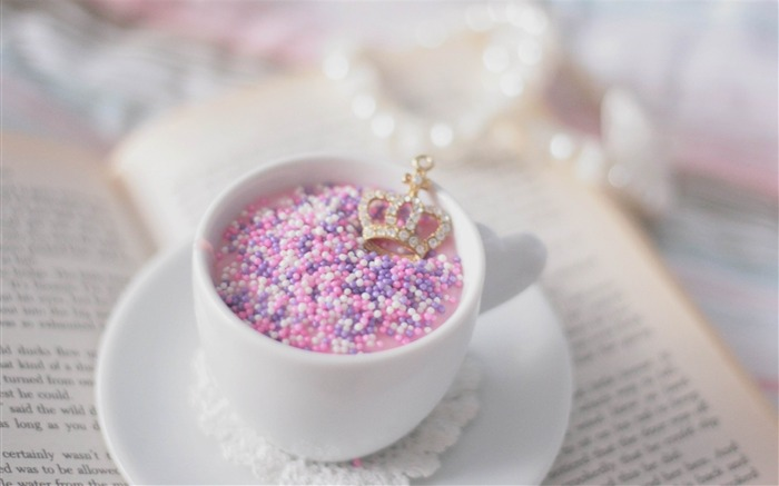 cup sprinkling souvenir paper-quality Desktop HD wallpaper Views:3227