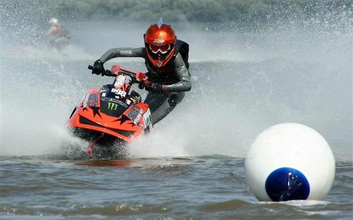 water spray sport pwc ball helmet-Sports theme wallpapers Views:1746