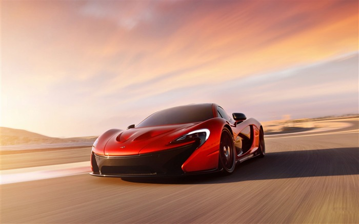 2012 McLaren P1 Concept Auto HD Desktop Wallpaper Views:9830