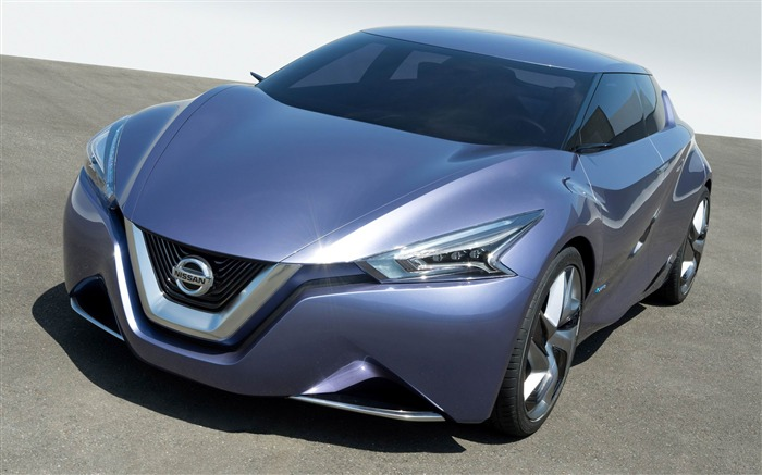 2013 Nissan Friend-ME Concept Auto HD Desktop Wallpaper 01 Views:2660