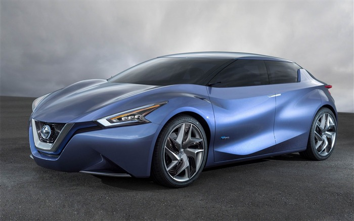 2013 Nissan Friend-ME Concept Auto HD Desktop Wallpaper 04 Views:2305