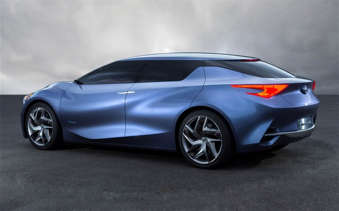 2013 Nissan Friend-ME Concept Auto HD Desktop Wallpaper 05 Views:2639