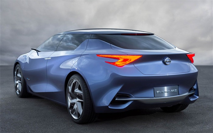 2013 Nissan Friend-ME Concept Auto HD Desktop Wallpaper 06 Views:2606