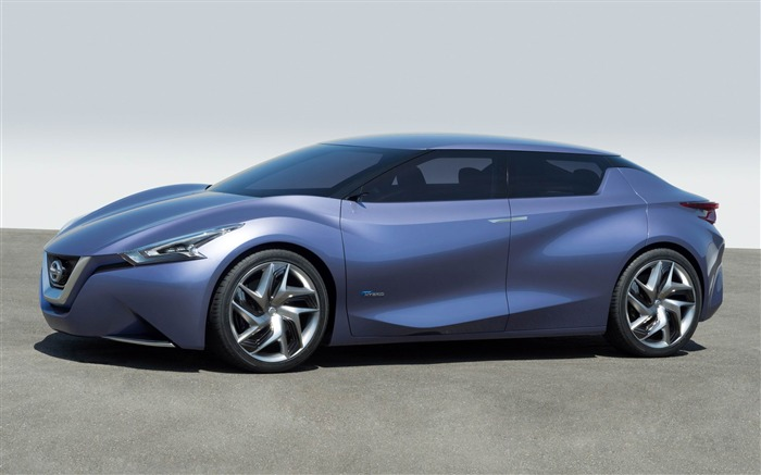 2013 Nissan Friend-ME Concept Auto HD Desktop Wallpaper 08 Views:2598