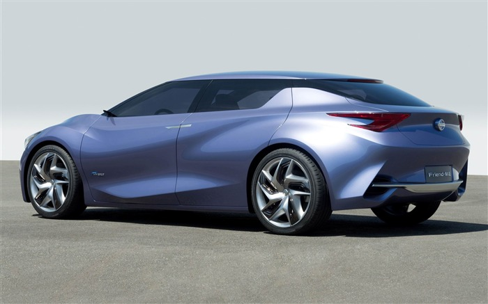 2013 Nissan Friend-ME Concept Auto HD Desktop Wallpaper 10 Views:2560