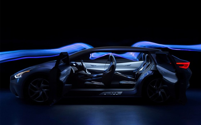 2013 Nissan Friend-ME Concept Auto HD Desktop Wallpaper 13 Views:2410