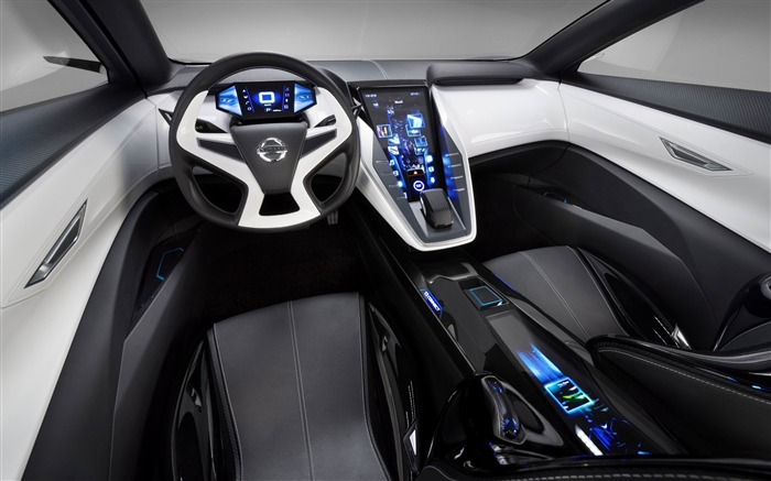 2013 Nissan Friend-ME Concept Auto HD Desktop Wallpaper 16 Views:1890