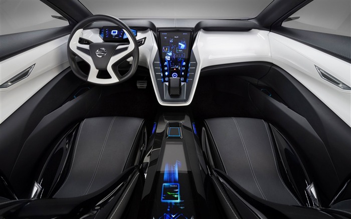 2013 Nissan Friend-ME Concept Auto HD Desktop Wallpaper 17 Views:1656