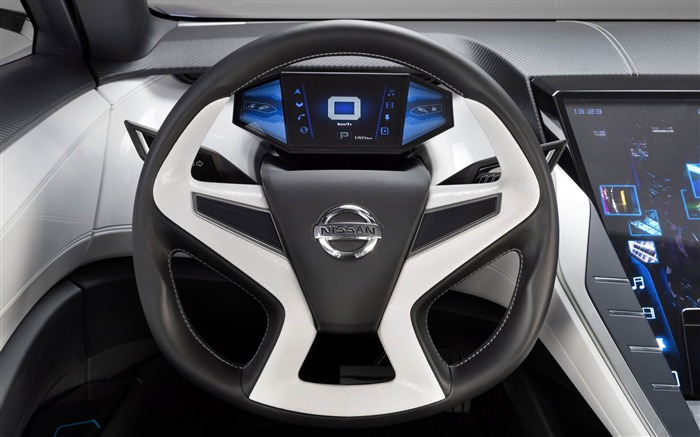 2013 Nissan Friend-ME Concept Auto HD Desktop Wallpaper 18 Views:1526