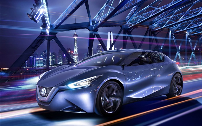2013 Nissan Friend-ME Concept Auto HD Desktop Wallpaper Views:5933