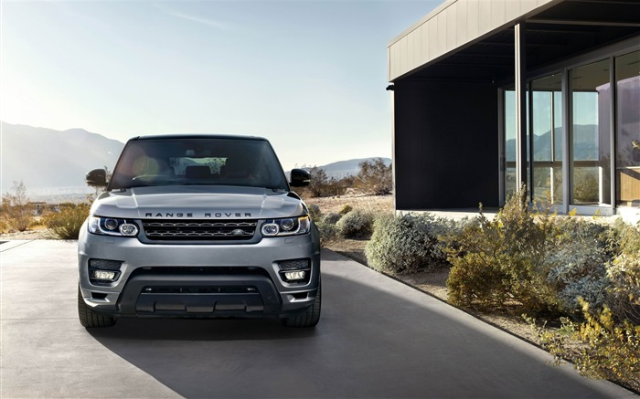 2014 Land Rover Range Rover Sport Auto HD Desktop Wallpaper Views:21232