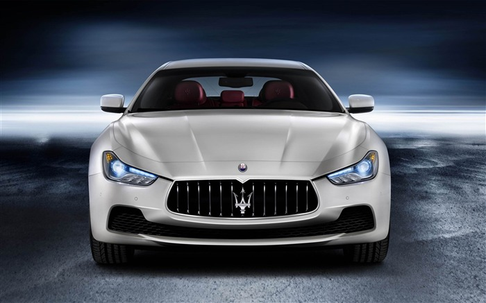2014 Maserati Ghibli Auto HD Desktop Wallpaper Views:9802