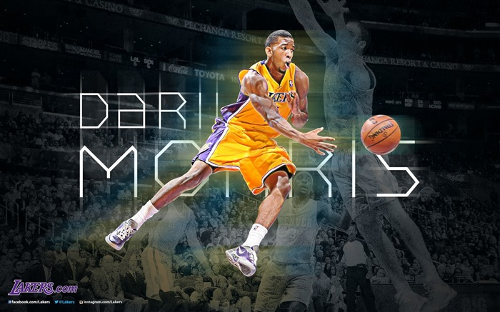 Darius Morris-NBA Los Angeles Lakers 2012-13 season Wallpaper Views:3694