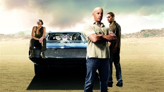 FAST AND FURIOUS 6 2013 Movie HD Desktop Wallpaper 03 Views:4868