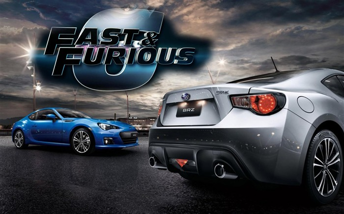 FAST AND FURIOUS 6 2013 Movie HD Desktop Wallpaper 07 Views:6360