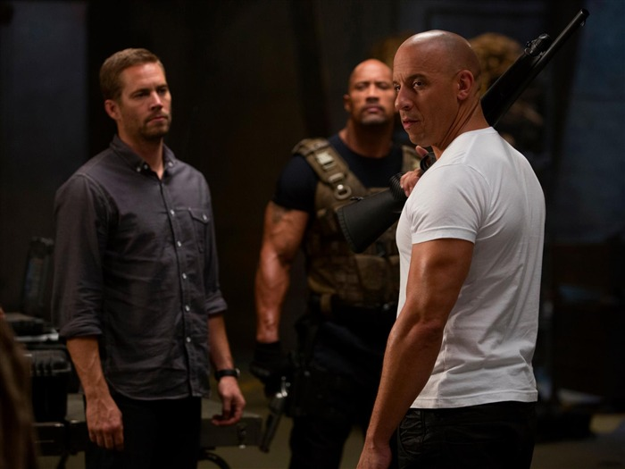 FAST AND FURIOUS 6 2013 Movie HD Desktop Wallpaper 11 Views:3809