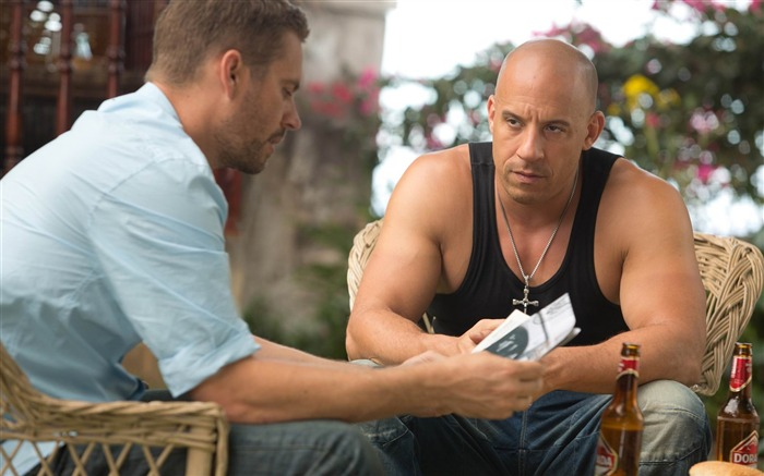 FAST AND FURIOUS 6 2013 Movie HD Desktop Wallpaper 12 Views:4035