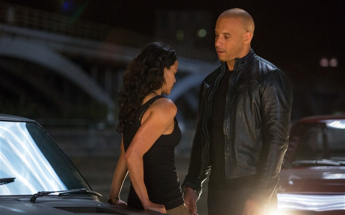 FAST AND FURIOUS 6 2013 Movie HD Desktop Wallpaper 16 Views:3870