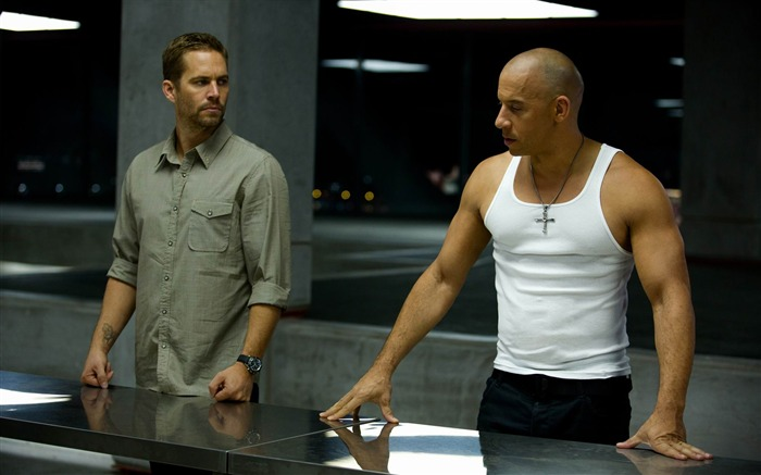 FAST AND FURIOUS 6 2013 Movie HD Desktop Wallpaper 17 Views:3634