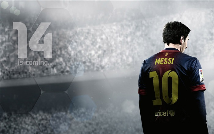 FIFA 14 Game HD Wallpaper Views:7587