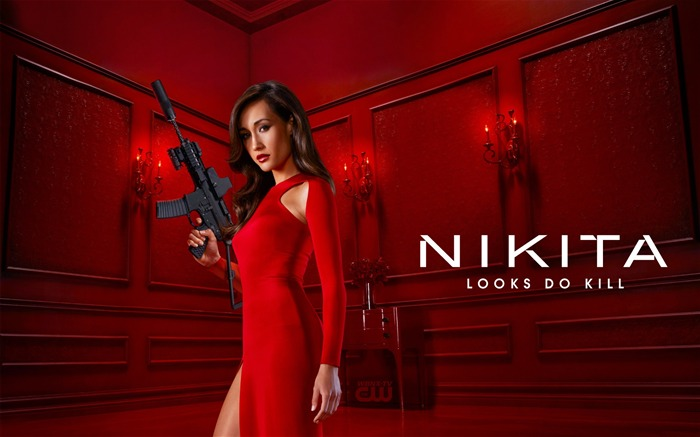 Nikita TV series HD widescreen Wallpapers Views:11655