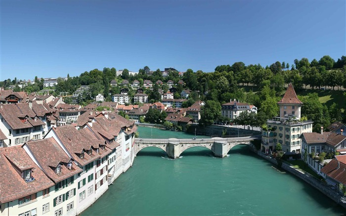 Switzerland City travel landscape photography wallpaper 03 Views:3509