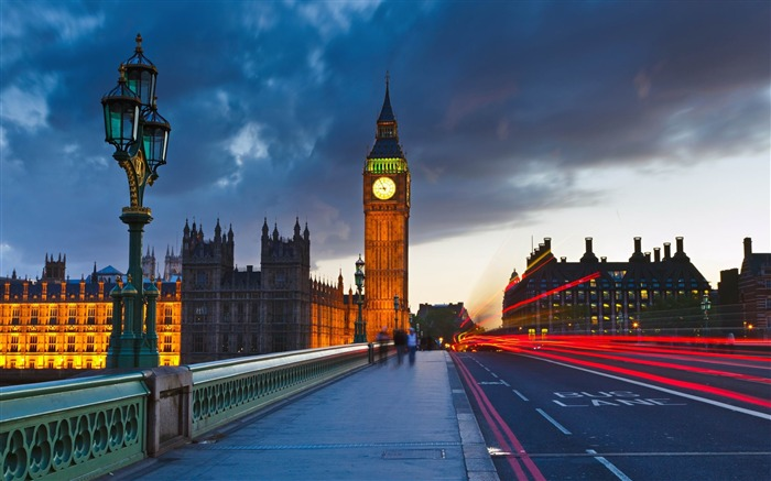 palace of westminster london-City travel photography wallpaper Views:5878