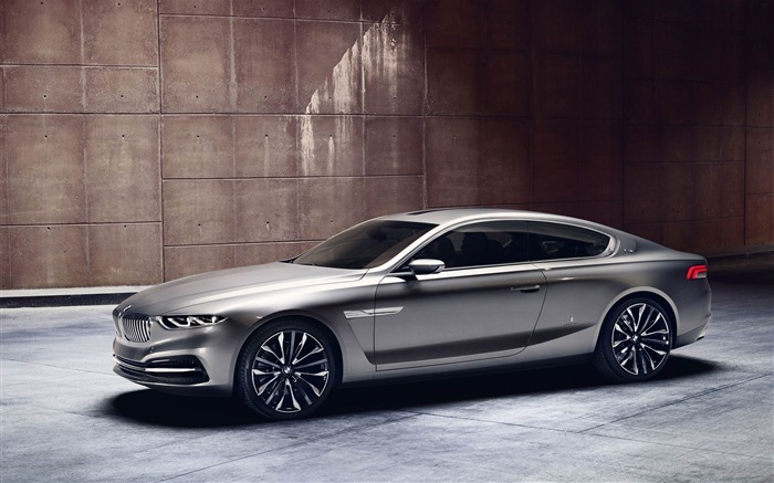 2013 BMW Pininfarina Gran Lusso Coupe Auto HD Wallpaper 01 Views:3811