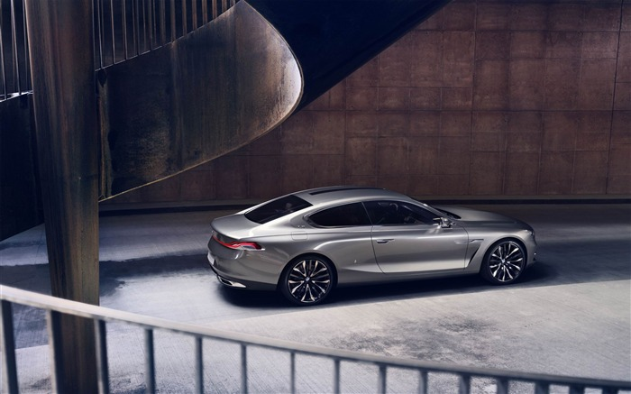 2013 BMW Pininfarina Gran Lusso Coupe Auto HD Wallpaper 02 Views:3119
