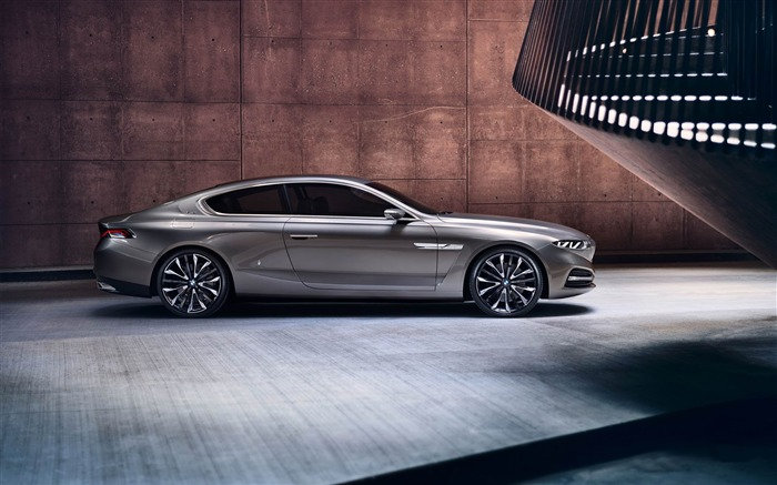2013 BMW Pininfarina Gran Lusso Coupe Auto HD Wallpaper 04 Views:3431