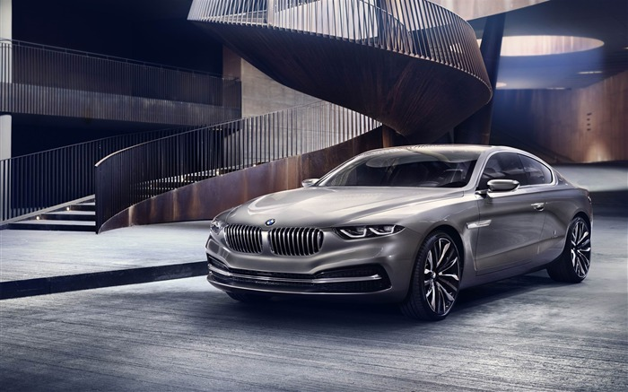 2013 BMW Pininfarina Gran Lusso Coupe Auto HD Wallpaper 06 Views:3289