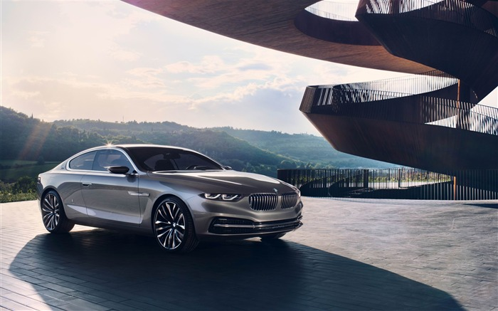 2013 BMW Pininfarina Gran Lusso Coupe Auto HD Wallpaper 08 Views:3126