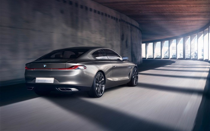 2013 BMW Pininfarina Gran Lusso Coupe Auto HD Wallpaper 10 Views:3339