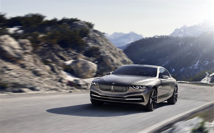 2013 BMW Pininfarina Gran Lusso Coupe Auto HD Wallpaper 12 Views:3468