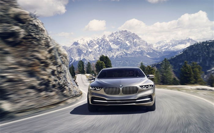 2013 BMW Pininfarina Gran Lusso Coupe Auto HD Wallpaper 13 Views:4764