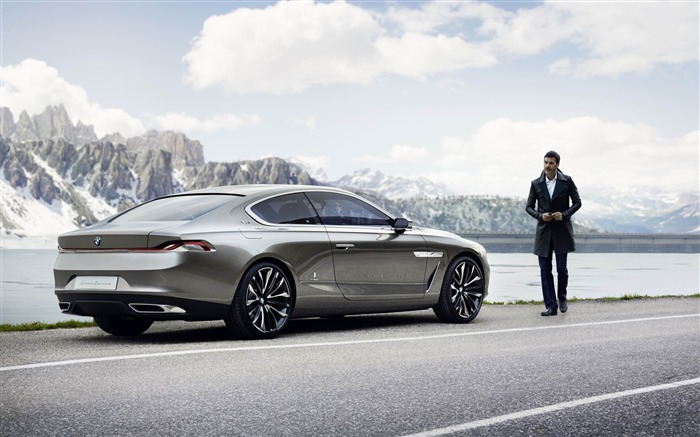 2013 BMW Pininfarina Gran Lusso Coupe Auto HD Wallpaper 15 Views:4490