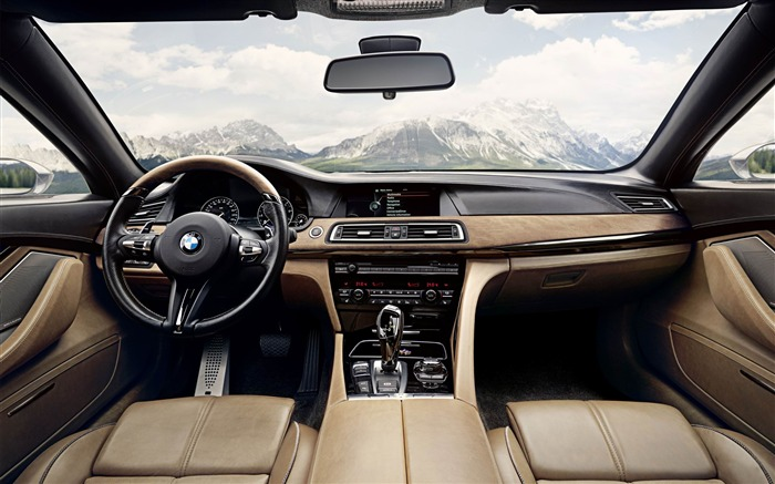 2013 BMW Pininfarina Gran Lusso Coupe Auto HD Wallpaper 17 Views:2262