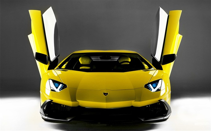 2013 Lamborghini Aventador LP720-4 50 Anniversario Auto HD Desktop Wallpaper Views:6983