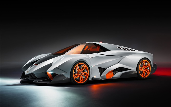 2013 Lamborghini Egoista Concept Auto HD Desktop Wallpaper Views:6412