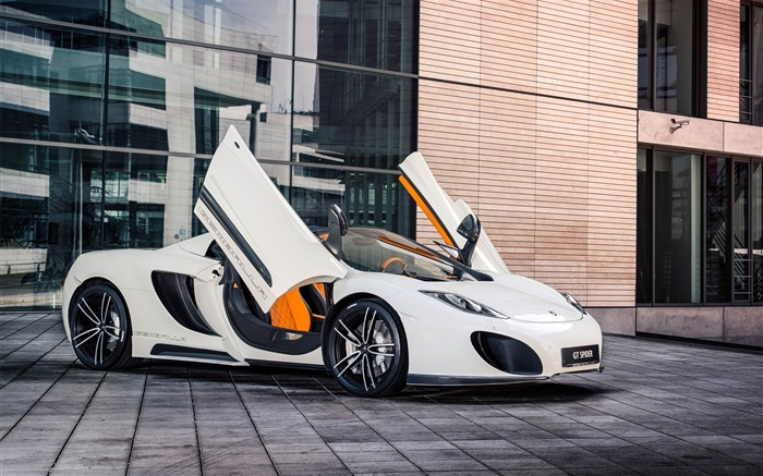 2013 MCLaren MP4-12C Spider by Gemballa Auto HD Desktop Wallpaper Views:5652