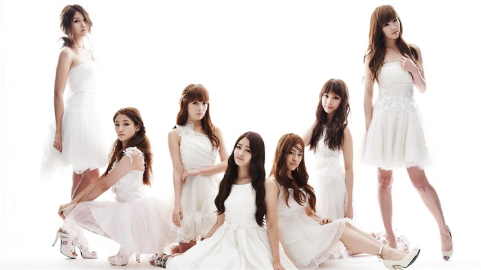 CHI CHI Korea girl group Desktop HD Wallpaper 02 Views:4183