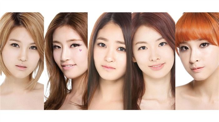 CHI CHI Korea girl group Desktop HD Wallpaper 08 Views:3517