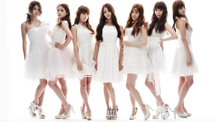 CHI CHI Korea girl group Desktop HD Wallpapers Views:12313