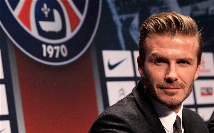David Beckham soccer superstar retired Memorial HD Wallpaper Views:11325