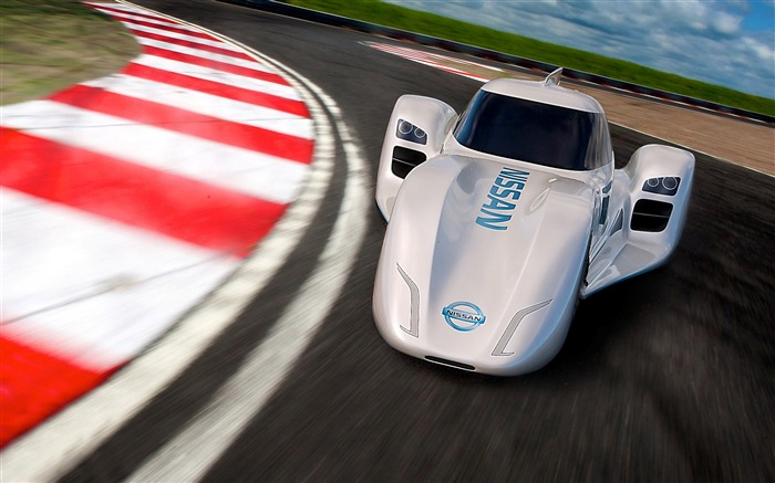 2013 Nissan ZEOD RC electric concept car HD wallpaper Views:5251