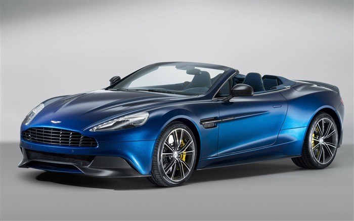 2014 Aston Martin Vanquish Volante Auto HD Wallpaper Views:5707