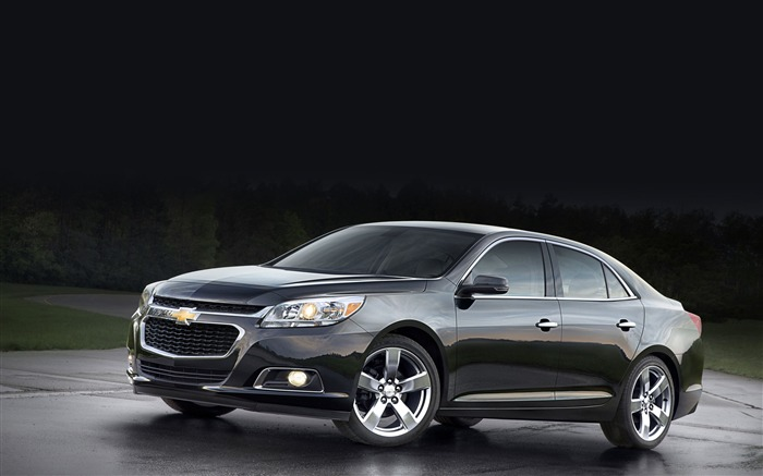 Chevrolet Malibu 2014 Auto HD Desktop Wallpaper Views:4553