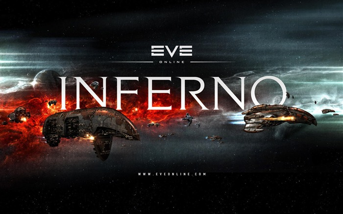EVE Online HD game desktop wallpaper Views:8046